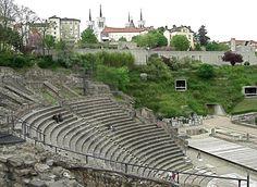 ✅ Théâtre antique - Lyon (Rhône)