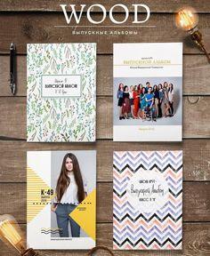Выпускные Альбомы WOOD School Photography, School Photos, Album, Graduation, Polaroid Film, Graphic Design, Poster, Yearbooks, Pictures