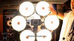 Rotolight Anova 6K LED Lighting System Rig
