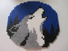 Bildergebnis für hama perler fuse bead polar bear