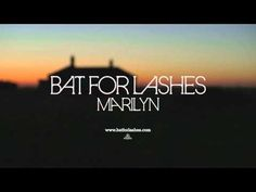 "Bat For Lashes - ""Marilyn"" (8-13-13)"