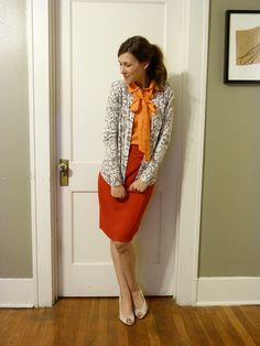The Perpetual Student's Wife: pencil skirts