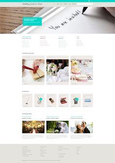 Wedding Venues - WooCommerce Theme