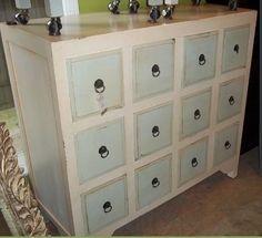 #Painted #Dresser #Nadeau #NOLA #FWAS