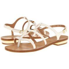 salvatore ferragamo senia women's #sandals - #shoes #fashion #summer #white