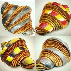 """395 mentions J'aime, 9 commentaires - Iñaki (@inaki_tissier) sur Instagram: """"Les bicolores de @louistortochot toujours aussi impeccable ! #love #igers #foodpics #croissant…"""""""