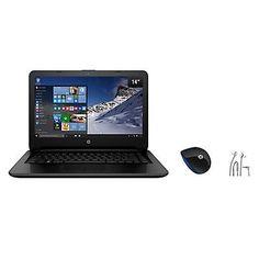 Me gustó este producto HP Notebook Intel Celeron 2GB RAM-500GB DD 14