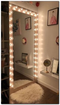 17 Cute And Girly Bedroom Decorating Tips For Girl &; 17 Cute And Girly Bedroom Decorating Tips For Girl &; Debora deboraschle Home 17 Cute And Girly Bedroom Decorating Tips […] room decor girly Cute Bedroom Ideas, Cute Room Decor, Girl Bedroom Designs, Room Ideas Bedroom, Teen Room Decor, Girly Bedroom Decor, Cozy Bedroom, Bedroom Wall, Dorms Decor