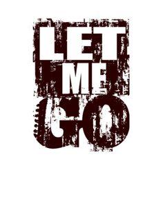 Let Me Go by SolitGraphic.deviantart.com on @DeviantArt