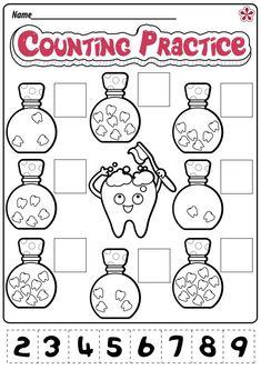 Dental Worksheets for Kindergarten. 20 Dental Worksheets for Kindergarten. Ultimate List Of Dental Health for the Classroom Kindergarten Addition Worksheets, Kindergarten Worksheets, In Kindergarten, Dental Kids, Free Dental, Ra Bulletin Boards, Preschool Lessons, Preschool Activities, Space Activities