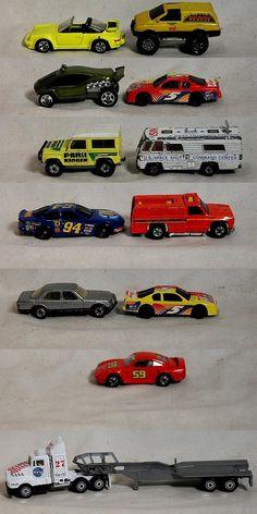 Matchbox and Hot Wheels cars