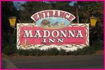 The Madonna Inn. It just doesn't get any kitschier. Or fabulous.