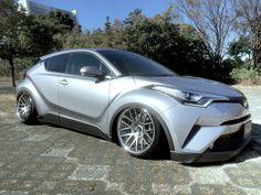 Toyota CH-R mod Toyota C Hr, Asian Market, Compact Suv, Rav4, Custom Cars, Cool Cars, Automobile, Passion, Goals