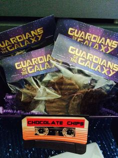 Guardians Of The Galaxy Birthday Party Ideas | Photo 1 of 29 | Catch My Party