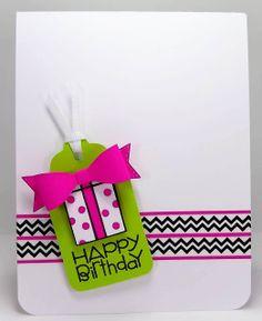 Manitoba Stamper—Happy Birthday