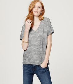 Relaxed Dolman Tee
