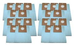 20 VP-77 Bissell Vacuum Bags, Part # 203-2026, 32023, 32115