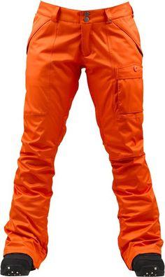 Burton Indulgence Snowboard Pants Fever Womens Sz L