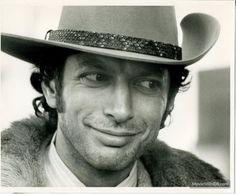 Silverado  Jeff Goldblum as Slick in Silverado