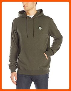 O'Neill Men's Solid Pullover, Olive, X-Large - Mens world (*Amazon Partner-Link)