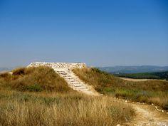 A Tour of Gezer, Israel #Travel #wanderlust