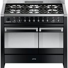 Smeg A2BL-8 100cm Dual Cavity Dual Fuel Opera Range Cooker in Black Energy Efficiency: A Cooker Fuel Type: Dual Fuel Number of Ovens: 2 Width (mm): 1000 mm - See more at: http://www.coopelectricalshop.co.uk/Smeg-A2BL-8-100cm-Dual-Cavity-Dual-Fuel-Opera-Range-Cooker-in-Black/id-SME-RNG-A2BL_8-B#sthash.evaSvo5Q.dpuf