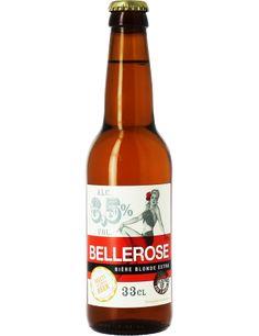 Bellerose: Une bière produite avec 3 sauts de 3 continents différents, 3 fois médaillée en moins d'un an !
