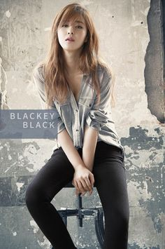 161129 BLACKEY Jeans update SNSD Yuri