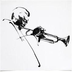 Image result for jazz art