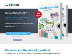 """Check out new work on my @Behance portfolio: """"eBook Landing Page"""" http://be.net/gallery/40414367/eBook-Landing-Page"""
