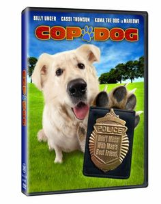 Cop Dog DVD ~  kids going into psychiatric facilities after watching this...