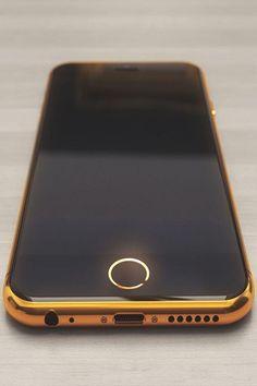 Golden iPhone 6 concept