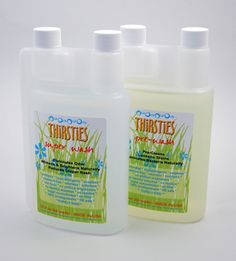 #3b Thirsties Pre-Wash & Super-Wash - my other favorite cloth diaper detergent (routine) that actually gets the stink out and keeps whites white #clothdiapers #nopins