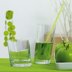 Leonardo Glass Pisa Set of 6 large - A lopsided glass that will thrill both you and your guests!