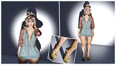 Fashion in SL by Luah Benelli: [Etchaflesh] e :PC: Pacagaia