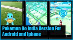 Download officially released Pokemon Go India version for iphone and android users. The Pokemon Go is the Live Adventures Gaming for Mobile Users. Download