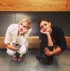 Claire Holt and Phoebe Tonkin @ 2013 San Diego Comic Con 2013 #TheOriginals