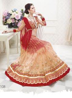 Sanaya Ethnic New Fashion of Lehenga choli 108 http://www.angelnx.com/
