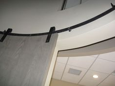 Delicieux Custom Curved Flat Track Barndoorhardware.com. Interior Barn Door ...