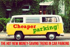 The hot new money-saving trend in car parking Financial Stress, Financial Goals, Investing Money, Saving Money, Sports Stadium, Investment Portfolio, Train Station, Car Parking, Nice