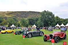 1931 Invicta 4 Litre Vanden Plas Low Chassis S-Type and 1932 Alfa Romeo 8C 2300 Short Chassis Zagato Spider