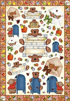 Album Archive - Decorativos country diversos 2 Clipart, Decoupage, Picasa Web Albums, Country, Comics, Cards, Teddy Bears, Stickers, Manualidades