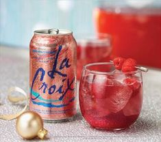 Lite Cherry Berry Punch. No guilt, very low in calories! Only 2 simple ingredients for the perfect holiday drink!  Also, find out how you can WIN A B.F.F. Girls Getaway at Beaches Resorts!