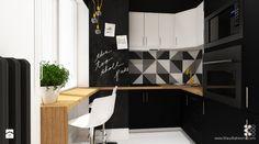 Kuchnia styl Nowoczesny - zdjęcie od Klaudia Tworo Projektowanie Wnętrz - Kuchnia - Styl Nowoczesny - Klaudia Tworo Projektowanie Wnętrz