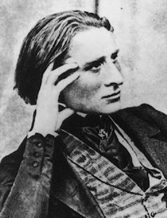 """Franz Liszt was an Austro-Hungarian composer, conductor and pianist from the 19th century. Women and men alike went crazy whenever they saw him play. Liszt even had a phenomenon, """"Lisztomania"""" named after him to describe the intense fan frenzy!"""