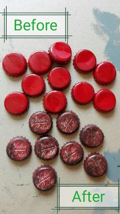 Nuka Cola caps from Fallout 4