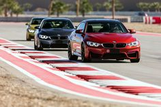 Skills learned at BMW Performance Center are directly applicable to everyday driving. Being aware, alert and relaxed while looking as far ahead as possible, make a driver better always. #BMWPC