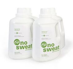 No sweat here. get rid of that smell from your workout clothes without ruining the fabric. This is fragrance free and is formulated not to ruin those expensive moisture wicking workout clothes.