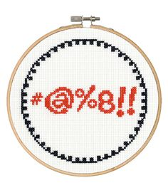 Say It! in cross stitch-Symbols