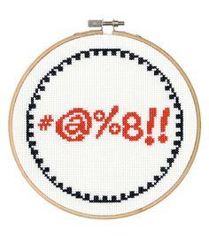Say It! in cross stitch-Symbols